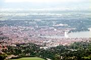 Geneva from Mont Saleve