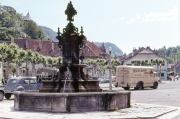 Fountain at Poligny