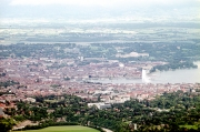 Geneva from Mont Saleve
