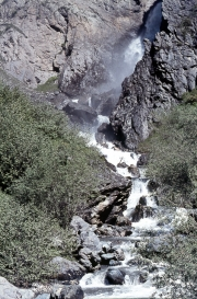 Cascade du Saut de la Pucelle