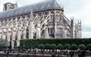 Bourges Cathedral - Nave and Chevet