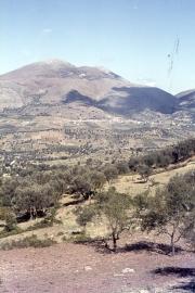 Montelpre, near Palermo - village of Salvatore Giuliano