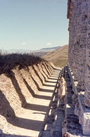 Shadows at the Greek Temple