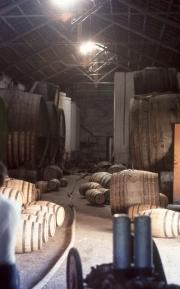Warehouse at Marsala