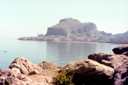 Cefalu and the rock