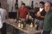 Wine tasting at Marsala