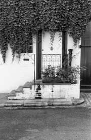 Doorway, Ennismore Gardens Mews