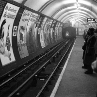 Piccadilly tube station