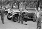 Bentleys in Hyde Park