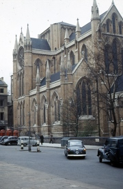 Catholic Apostolic Church, Gordon Square
