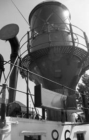 Lightship in St Katharine's Dock